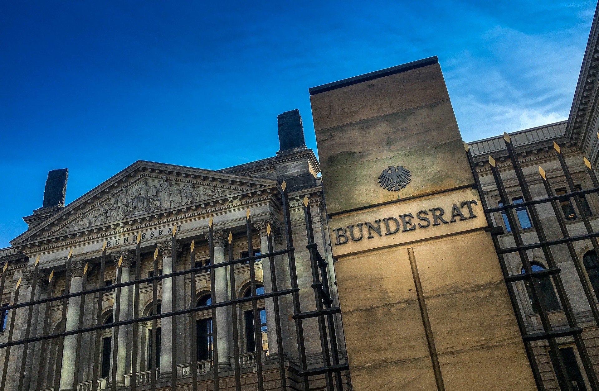 Bundesrat in Berlin (Quelle: pixabay)